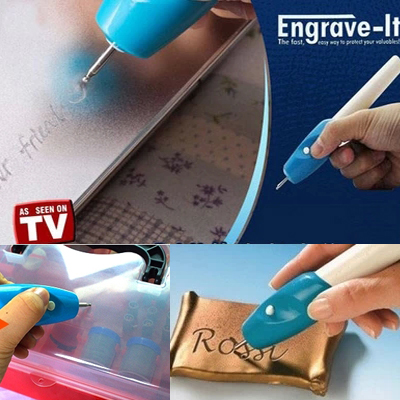 Engrave-It Engraving Electric Tool free shipping