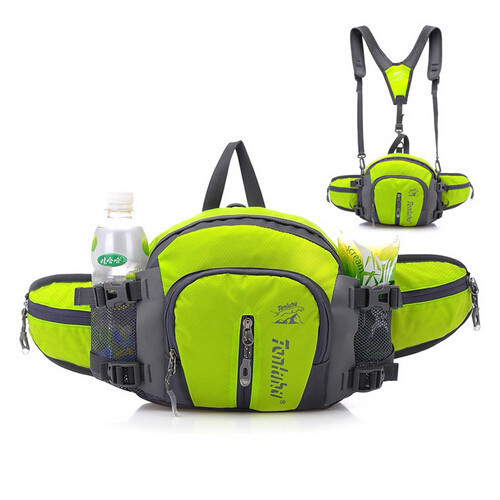 2016 multi functional male chest travel bag chest bag pocket multi functional pockets shoulders bag inclined