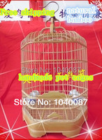 (FREE SHIPPING)HANDMADE pet cages, bird cages, natural bamboo cages for pet