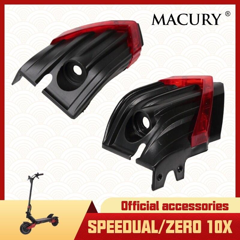 Capuchon de Protection en plastique pour T10-ddm Speedual Zero10x Zero 10X Protection latérale de Scooter électrique avant arrière