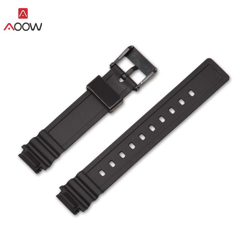 MS-Watch-Strap-for--LRW-200H-Black-Women-Lady-Watchband-Pin-Buckle-Watch-band-Watch(6)