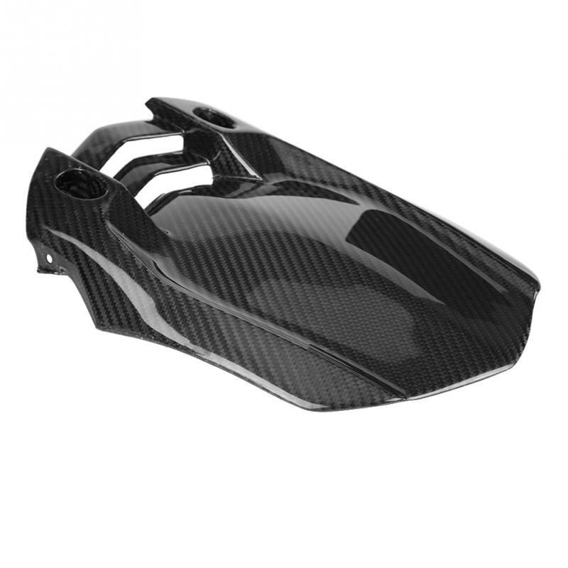 Motorcycle Carbon Fiber Rear Fender Splash Mud Guard Mudguards for Yamaha MT 10 FZ 10 2016