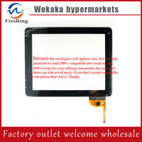 New Arrival 9 7inch 237x184mm Tablet Touch 12pin Tablet PC Capacitive Touch Panel AD C 970574