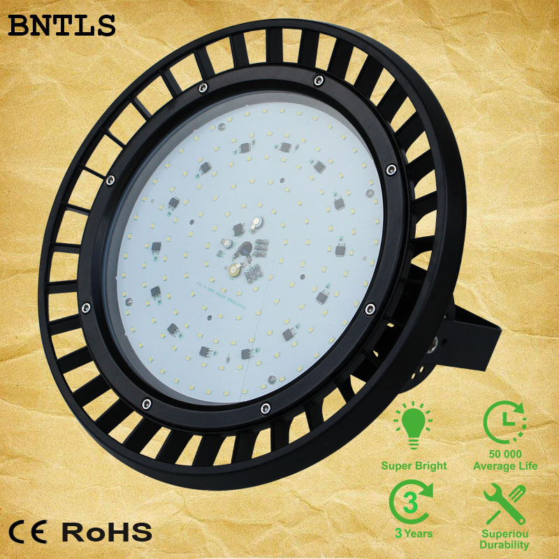 Most Popular Exhibition Hall Decoration IP65 100W UFO Led High Bay
