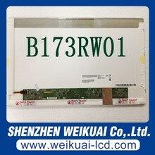 Envío libre N173FGE-L23 V.4 V.5 B173RW01 V.3 LTN173KT01 LTN173KT02 LP173WD1 TLA1 LP173WD1 TLN2 Laptop panel de la pantalla LCD 40pin
