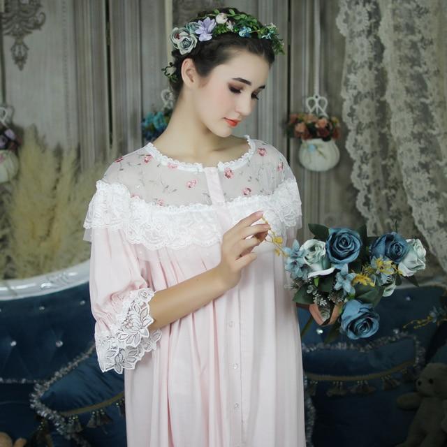 Γυναικείο νυχτικό φόρεμα πολυτελείας μακρύ