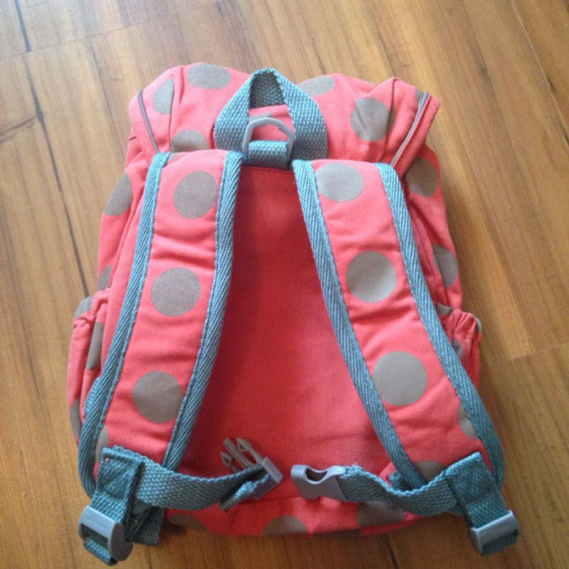 BAIJIAWEI 2019 Animal Style School Bag Cute Rabbit Plush Drawstring Backpack Children Schoolbag For - 32875062614