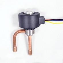 Кондиционер электроный расширительный клапан DPF1.6C/1.8C Холодильный расширительный клапан-трансформер частоты кондиционера