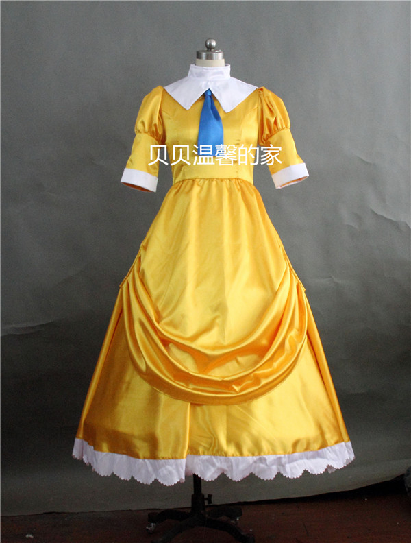 Free Shipping Customized Tarzan Jane Dress Cosplay Dress NO Umbrella and Boots advanced fundus of uterus examination and evaluation simulator fundus of uterus exam