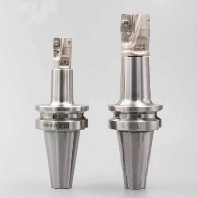 seismic resistance cutting head cutter R0.8 BAP/TAP300R 400R M5-M16 changetable Locking teeth carbide cutting tool CNC milling