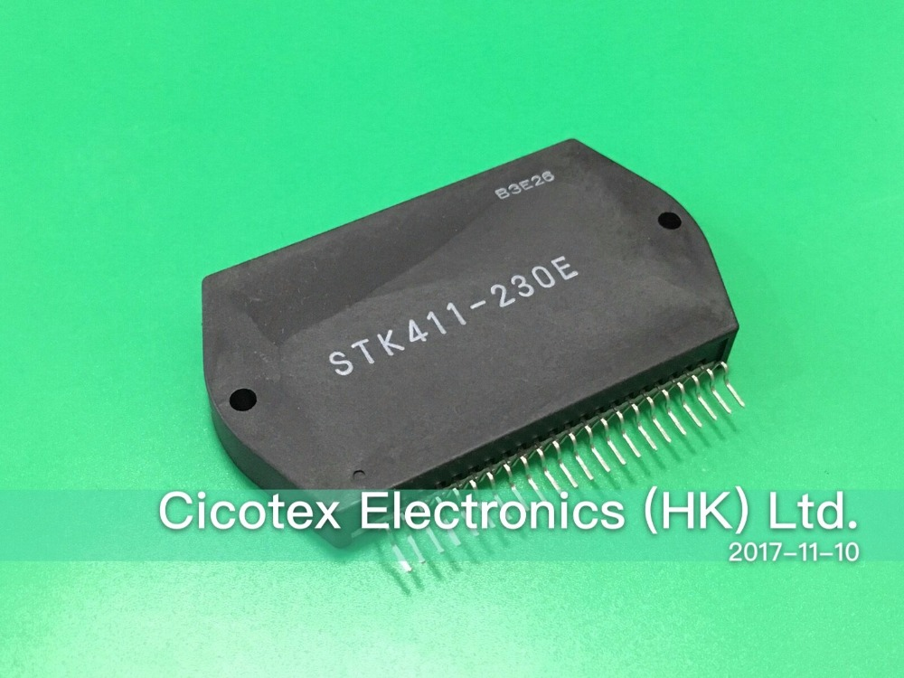 STK411-230E 411-230 SIP22 HYB-22 IC AUDIO VIDEO AMPLIFIER STK411230ESTK411-230E 411-230 SIP22 HYB-22 IC AUDIO VIDEO AMPLIFIER STK411230E