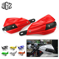 Motocross Aluminum Handlebar Hand Guards Protector Windproof Handguards Motorcycle For Kawasaki Yamaha Honda Aprilia KTM 22mm