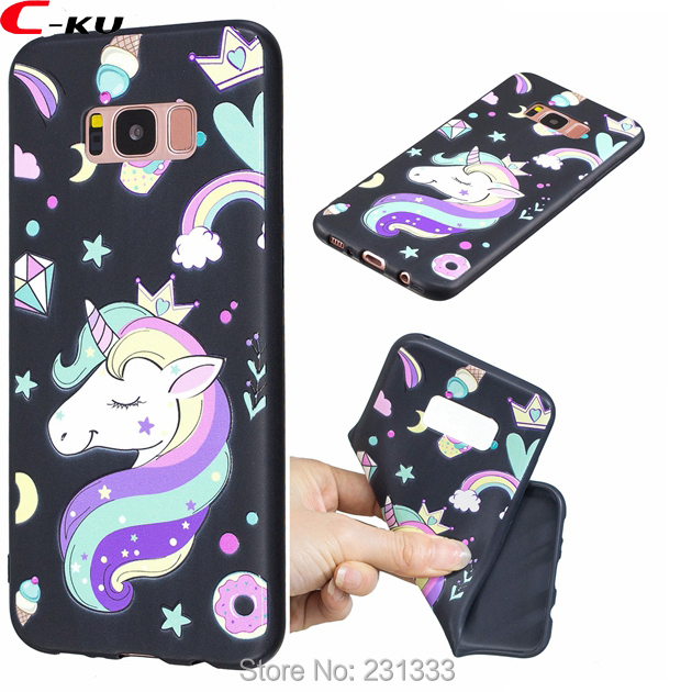 Purposeful 3d Flower Cartoon Relief Soft Tpu Case For Samsung Galaxy S8 Plus S9 J2 Prime J2 Pro 2018 A6 A8 J4 J6 J8 Tiger Skin Cover 100pcs Latest Fashion Phone Bags & Cases Half-wrapped Case
