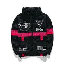 Осенняя мужская Лоскутная модная куртка-бомбер в стиле хип-хоп, Повседневная ветровка, женские куртки и пальто в стиле панк и хип-хоп, jaqueta masculina