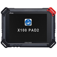 Original XTOOL X100 PADII professional key programming X100 pad 2 Auto Key Programmer with Special Function Update Online