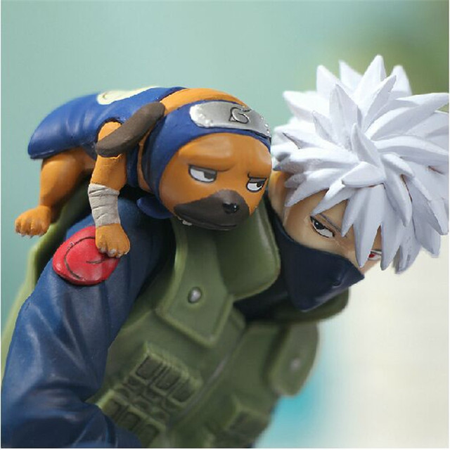15 Cm/6″ Figure Naruto Hatake Kakashi Three Types of Expressions