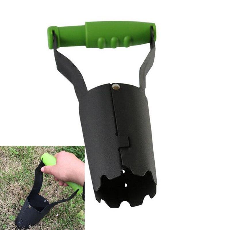 כלי גינון ידני 1Piece לנכש גינון ידני Shovel לנכש השתלת Shovel גינה כלי חקלאות שתילים Transplanter (2)