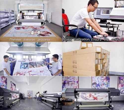 Dakimakura Elizabeth Liones Seven Deadly Sins 7 Body Pillow Case Hug 150 x 50