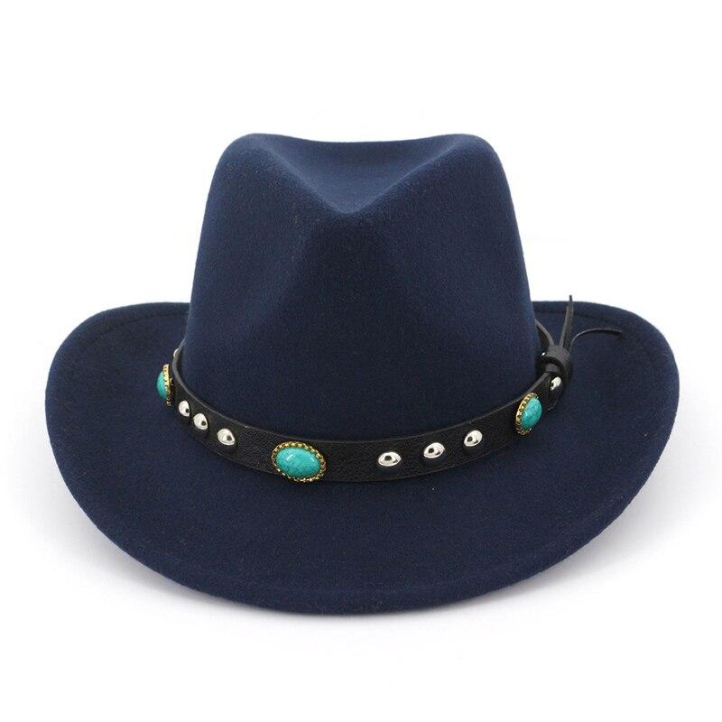 100% nuevo y de alta calidad. Material  Algodón poliéster. ESTILO  sombrero  de vaquero. Sombrero de borde  7 cm. Altura del sombrero  11 cm. Peso  150g 596a14e85f0
