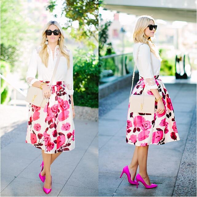 Aliexpress.com : Buy 2015 New Fashion Women's Skirt Trendy Skirts ...