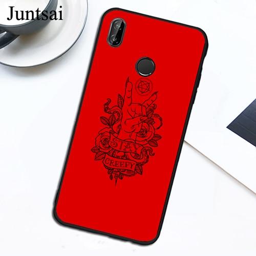 Witch Aesthetic Art Case For Xiaomi Redmi Note 9 7 8 Pro K30 9s 8t 7a 8a Mi 9t A3 9 Se 10 Lite Max3 Mix3 Fitted Cases Aliexpress
