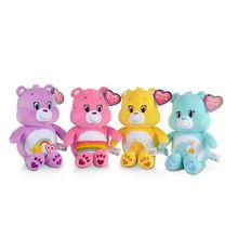 Милый медведь, плюшевая игрушка, сонный медведь, мягкая кукла, 4 цвета на выбор, опт и розница, детский подарок, подарок на день рождения для влюбленных