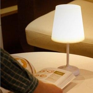 Image 2 - ĐÈN LED Đọc Sách Bảo Vệ Mắt Để Bàn Cảm Ứng Âm Trần Sạc USB Có Điều Khiển từ xa Đèn Bàn Chiếu Sáng Đèn Ban Đêm