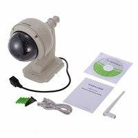 водонепроницаемый класса IP66 11 шт. светодиоды камера wanscam hw0038 1.0 МП беспроводная IP-камера 720 р телеметрии сумма обнаружения движения камера безопасности