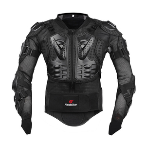 Image 2 - HEROBIKER Motorcycle Armor Protective Gear Motorcycle Jacket Body Armor Racing Moto Jacket Motocross Clothing Protector Guard
