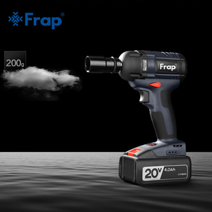 Image 3 - Frap New Impact Wrench Brushless Cordless Electric Wrench Power Tool 320N.m Torque Rechargeable Extra Battery Avaliable YHD919