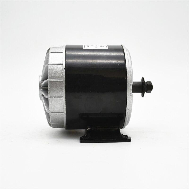 MY1016 24 V 36 V 350 W Bürste Hochgeschwindigkeits-Gleichstrommotor - Radfahren - Foto 4