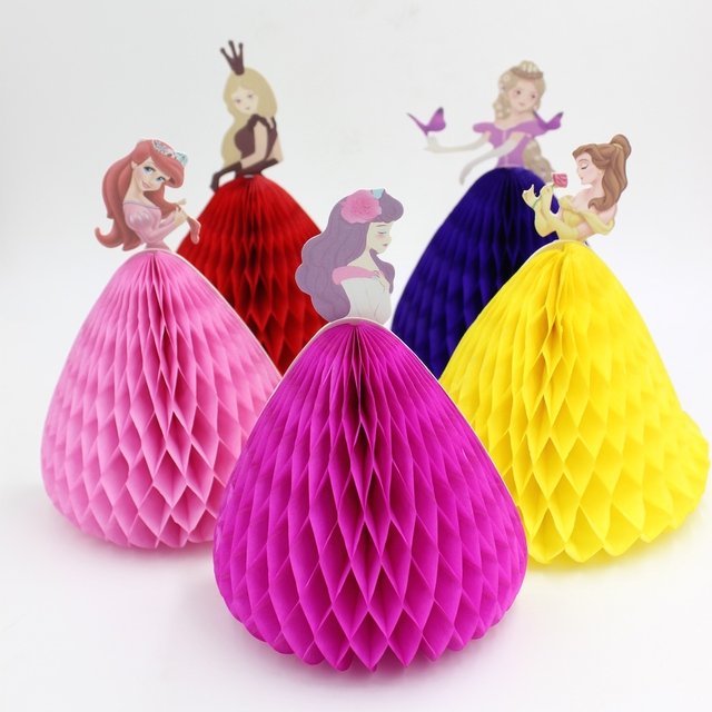 Lovely 3D Princess Gift Paper Invitation Cards for DIY – Invitation Card Making
