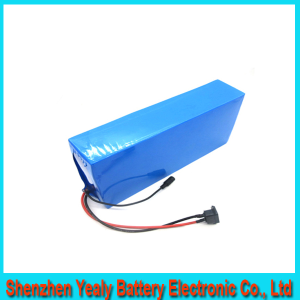 Free customs duty electric font b scooter b font battery 51 8v 20ah 52v 1500w lithium