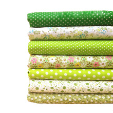 7 pcs/Lot Colorful Cotton Textile