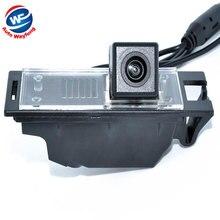 Hd CCD cámara de visión trasera de reserva del revés Parking cámara para Hyundai IX35 con ángulo de visión amplio