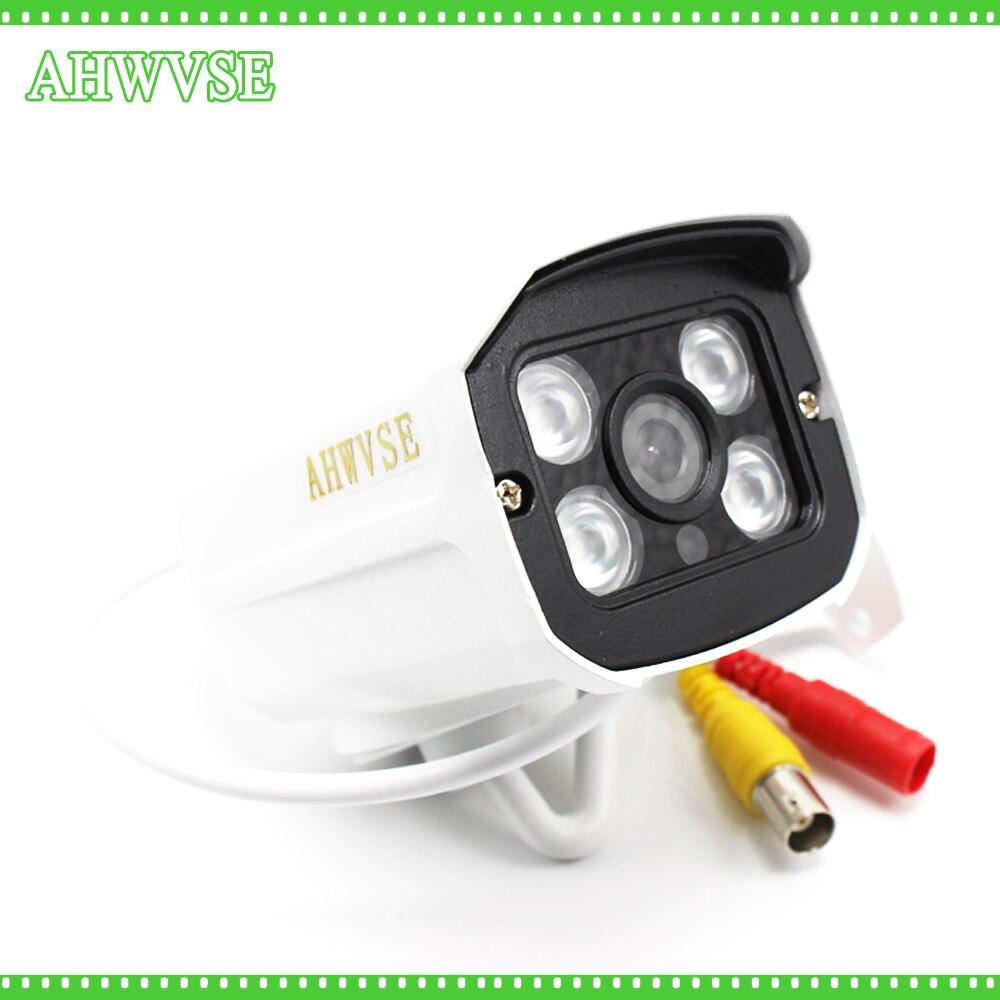 4 TABLEAU AHD 1080 P 4MP 5MP IMX326 AHD Caméra Extérieure de Sécurité CCTV Vidéo Surveillance Cam