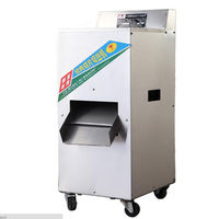 1800W electric meat slicer meat grinder stainless steel multipurpose commercial stuffer mincer 1PCS| | |  -