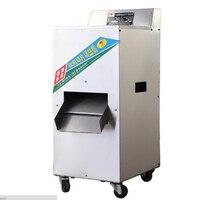 QRLS 400 1800W Electric Meat Slicer Meat Grinder Stainless Steel Multipurpose Commercial Stuffer Mincer 1PCS