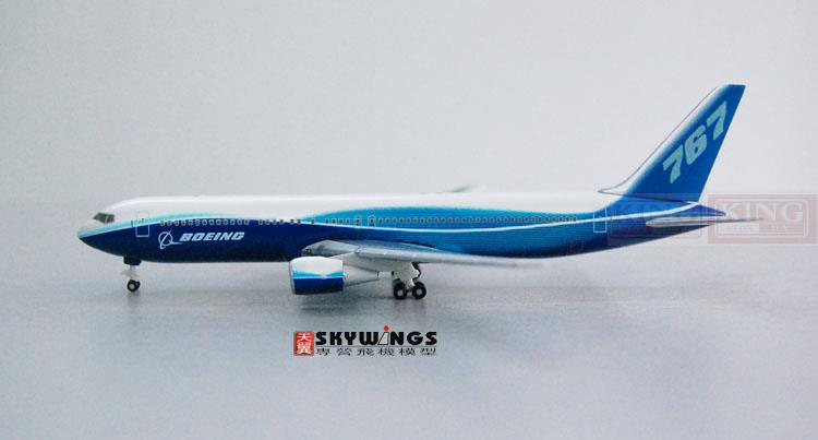 Hogan Boeing original 1:500 B767-300ER commercial jetliners plane model hobby