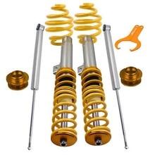 Atualizar Coilover Suspensões kit para BMW E46 98-06 Coupe Sedan Wagon Amortecedor Struts