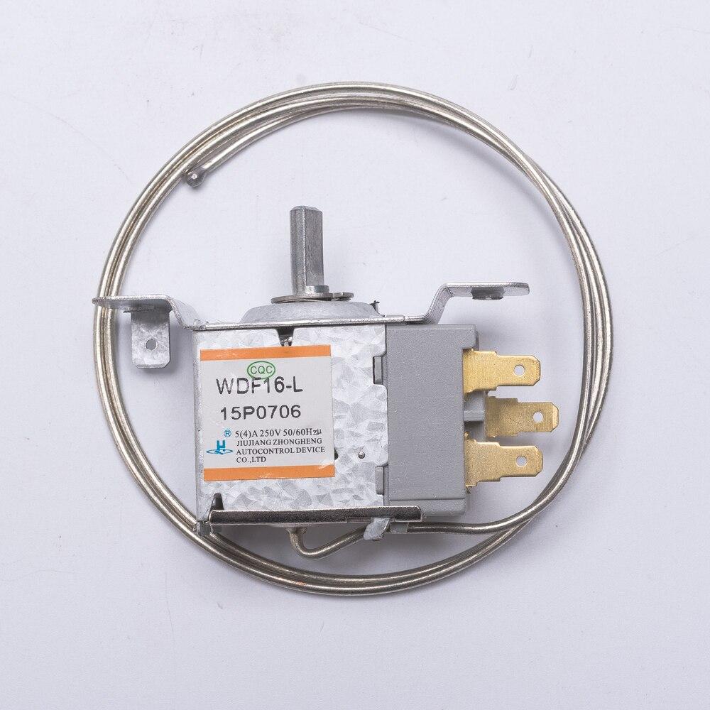 Wdf16l 5 4 A Freezer Refrigerator Thermostat 250v 70cm