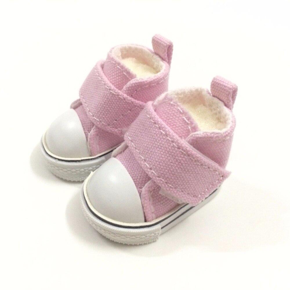 BEIOUFENG 1/6 BJD leļļu apavu kurpes apaviem tekstila lellēm, 5CM - Lelles un aksesuāri
