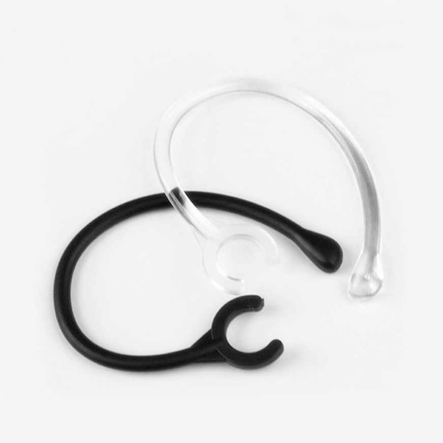 2019 6pcs 6mm Bluetooth Earphone Accessories Ear Hook Loop Clip Headset Earhook Replacement Wireless Headphone Repair Parts