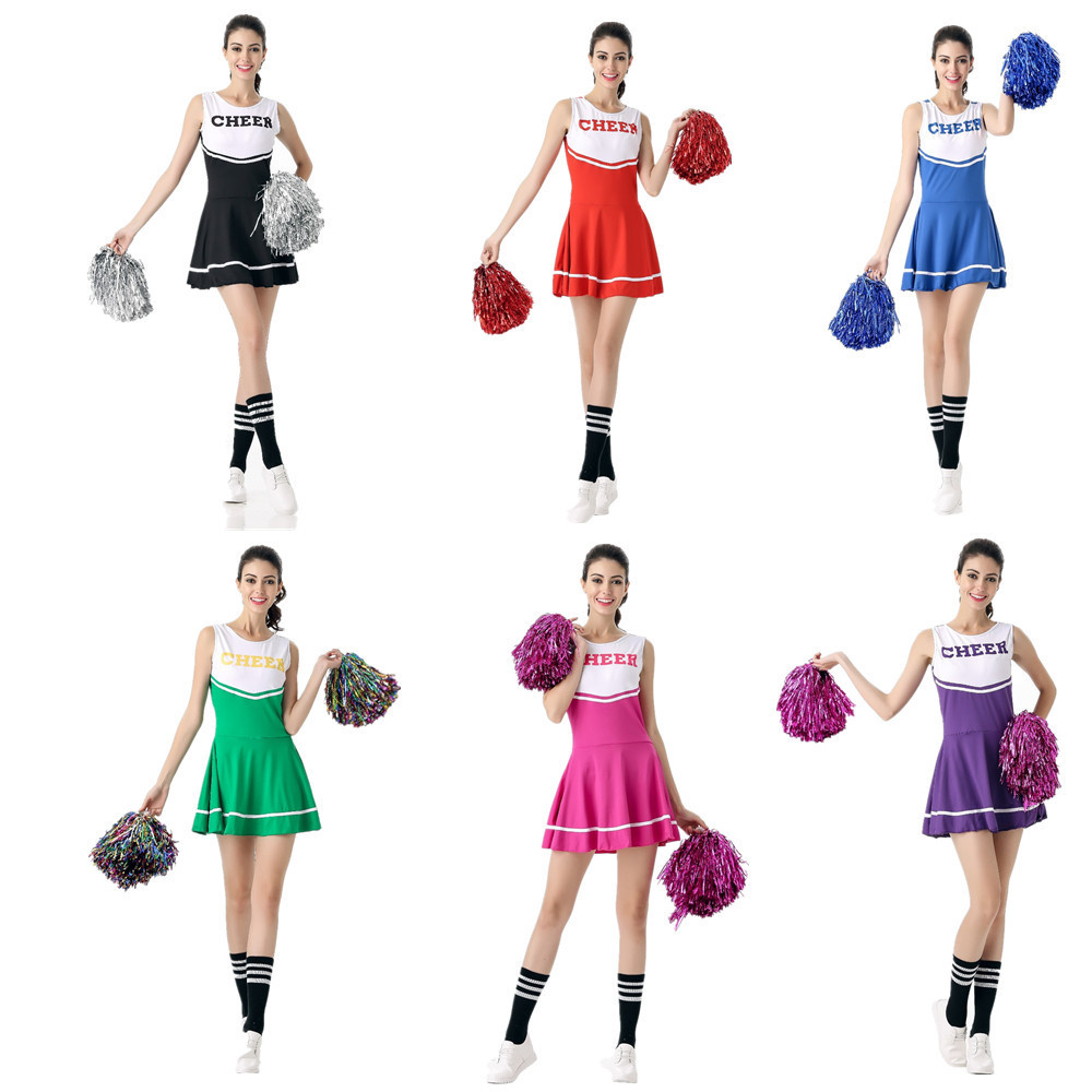 Cheerleading Costumes Soccer Baby Cheerleaders