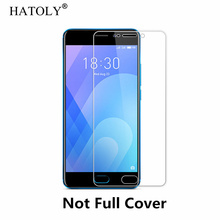 2PCS Screen Protector Glass Meizu M6 Tempered For Meilan 6 Anti-scratch Phone Film HATOLY