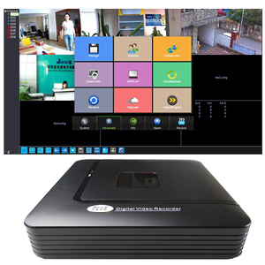 Image 4 - 미니 NVR 4CH 8CH H265 + ONVIF 2.0 레코더 4 채널 8 채널 IP 카메라 NVR 시스템 감시 보안 HD CCTV NVR