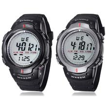 Military Wristwatch Sports Men LED Electronic Watch Fashion Digital Wrist Watches