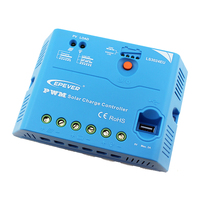 1pc x 30A LS3024EU EP EPEVER PWM LandStar Solar system Kit Controller Regulators With 5V USB