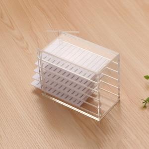 Image 3 - 속눈썹 연장 도구 속눈썹 속눈썹 연장 보관 상자 저장