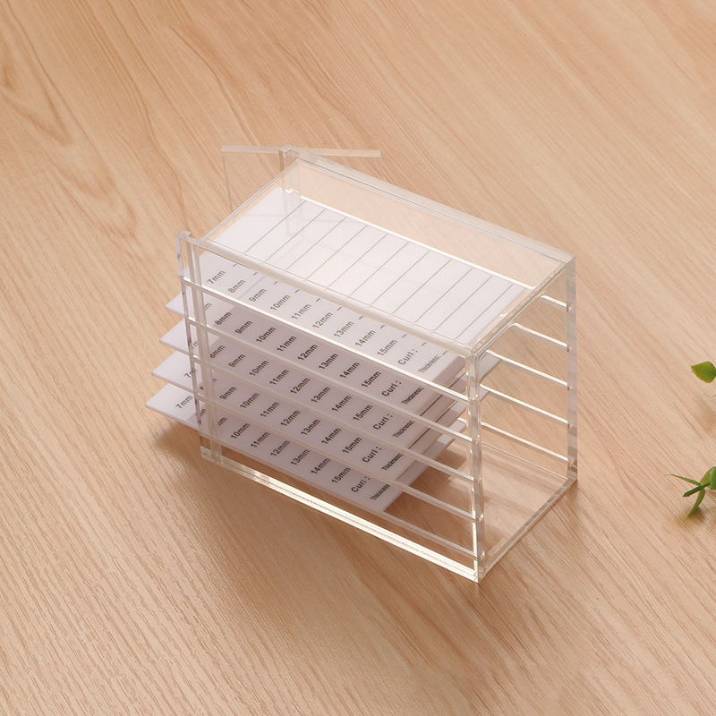 Image 3 - Eyelash extension tools  save eyelash Eyelash extension storage boxEye Shadow Applicator   -